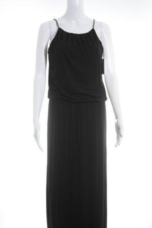 Anna Field Maxikleid schwarz Elegant