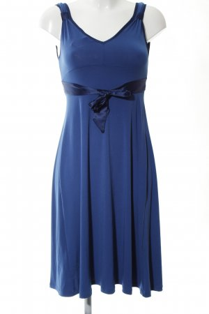 Anna Field Midikleid blau Party-Look
