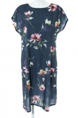 Anna Field Midi Dress floral pattern beach look