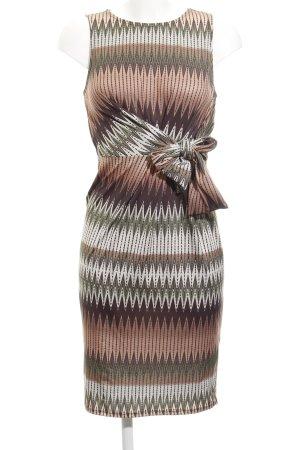Anna Field Midi-jurk zigzag patroon elegant