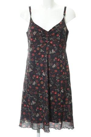 Anna Field Mini-jurk bloemenprint casual uitstraling