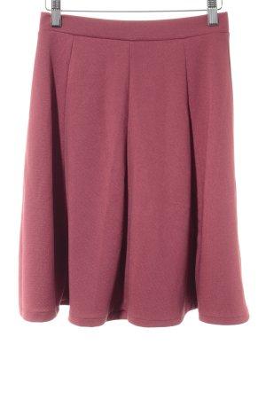 Anna Field Mini-jupe rouge foncé style décontracté