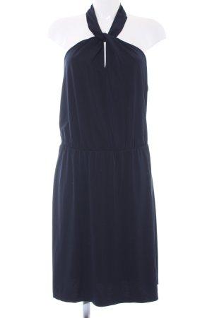 Anna Field Neckholderkleid dunkelblau Casual-Look