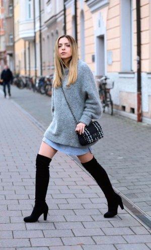 Anna Field Overknee Stiefel Blogger 36