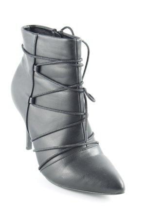 Anna Field Reißverschluss-Stiefeletten schwarz Elegant