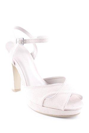Anna Field Riemchen-Sandaletten rosé klassischer Stil