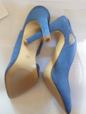 Anna Field Tacco alto blu neon-blu fiordaliso