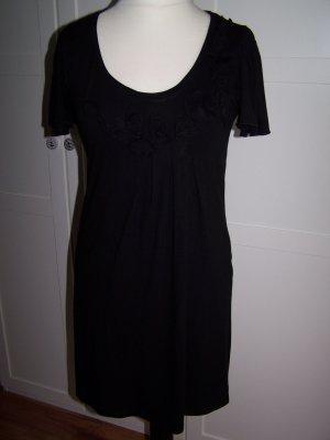 Anna Field schwarzes Kleid in Gr. 38