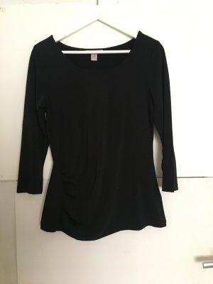 Anna Field Shirt schwarz 40