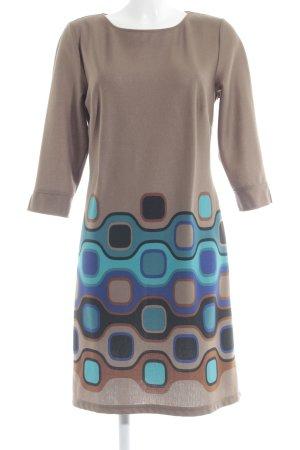 Anna Field Shirtkleid abstraktes Muster Casual-Look