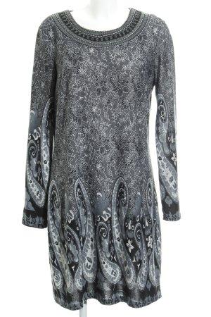 Anna Field Robe t-shirt motif abstrait style décontracté
