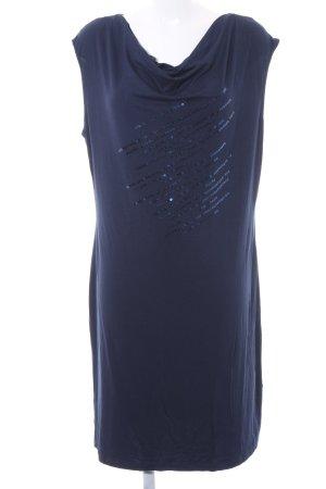Anna Field Shirtkleid dunkelblau Casual-Look