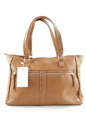 Anna Field Shopper cognac-coloured casual look