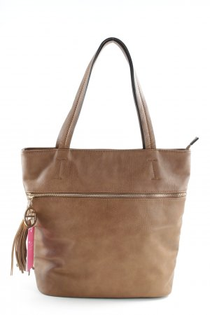 Anna Field Shopper light brown casual look