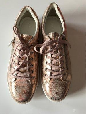 Anna Field Sneaker Low, Damen, Größe 39, Roségold