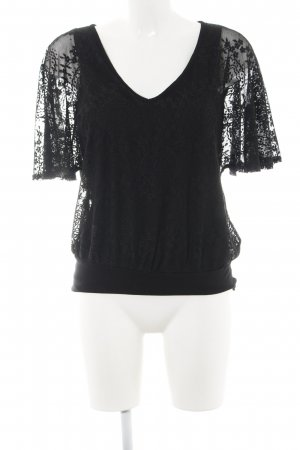 Anna Field Lace Top black casual look