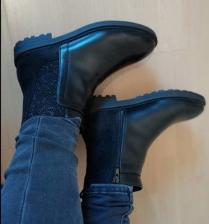 Anna Field Stiefel Boots Booties Ankles Stiefelette Chelseaboots 40