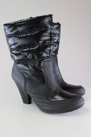 Anna Field Stiefel schwarz Größe 39
