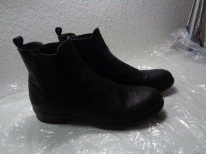 Anna Field Chelsea Boot noir