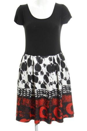 Anna Field Vestido elástico estampado con diseño abstracto look casual