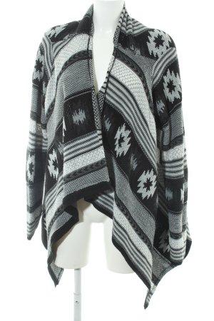 Anna Field Giacca in maglia motivo astratto stile casual