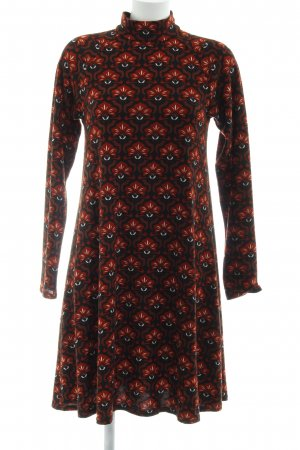Anna Field Strickkleid florales Muster Casual-Look