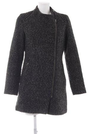 Anna Field Übergangsjacke schwarz-grau Farbverlauf Casual-Look