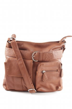 Anna Field Crossbody bag brown business style
