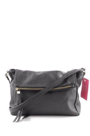 Anna Field Gekruiste tas zwart casual uitstraling