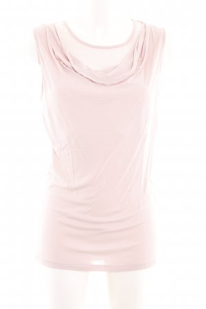 Anna Field Cowl-Neck Top pink casual look