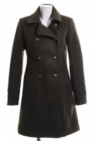 Anna Field Winter Coat green grey casual look