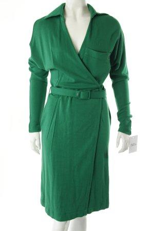 Anna Fuchs Wickelkleid grün