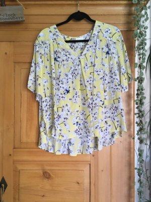 H&M Conscious Collection Oversized blouse veelkleurig