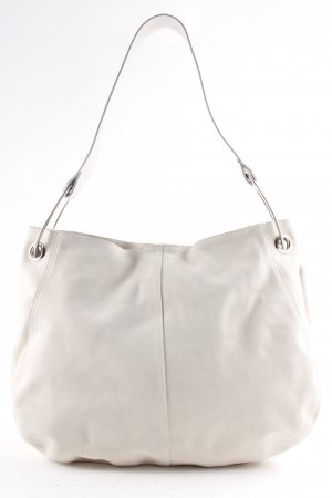 anna panni Carry Bag cream casual look