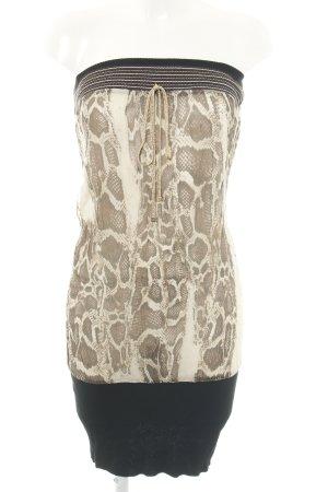 Anna Rita N Sleeveless Blouse animal pattern extravagant style