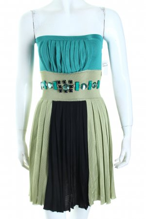 Anna Rita N Bandeau Dress multicolored casual look