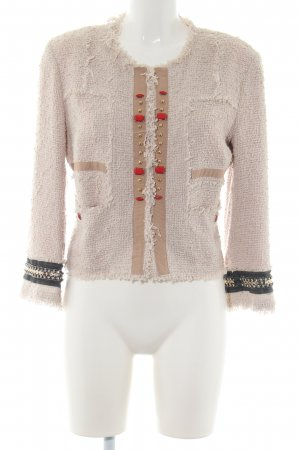 Anna Rita N Short Jacket multicolored extravagant style