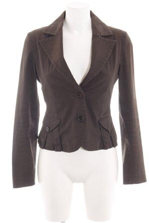Anna Rita N Short Jacket brown business style