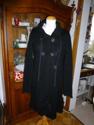 Anna Rita N Wool Coat black
