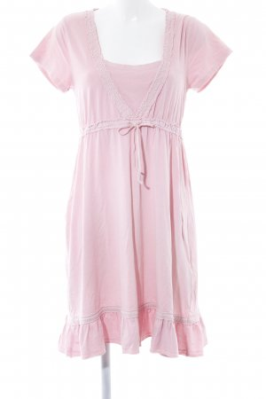"Anna Scott Robe en jersey ""Rosemary Box"" rose"
