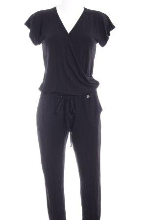 Anna Scott Jumpsuit black simple style