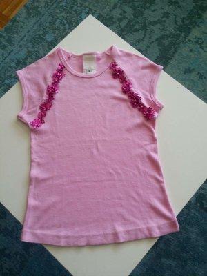 Anna Sui T-shirt rose coton