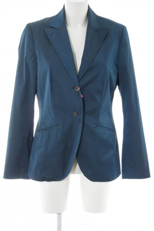 Anna von Griesheim Long Blazer neon blue business style