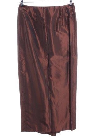 Anna von Griesheim Maxi Skirt brown extravagant style