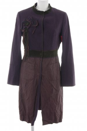 Anna von Griesheim Between-Seasons-Coat lilac business style