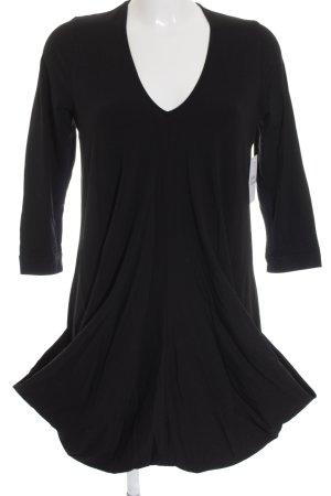 Anne Fontaine Balloon Dress black elegant