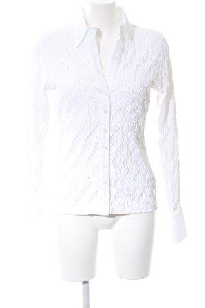 Anne Fontaine Blouse-chemisier blanc style décontracté