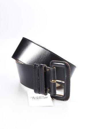 Anne Klein Ledergürtel schwarz klassischer Stil