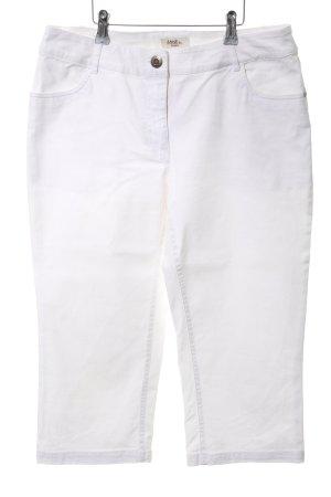 Anne L. Bermuda bianco stile casual
