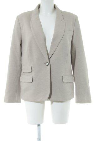 Anne L. Blazer court gris clair-brun style d'affaires